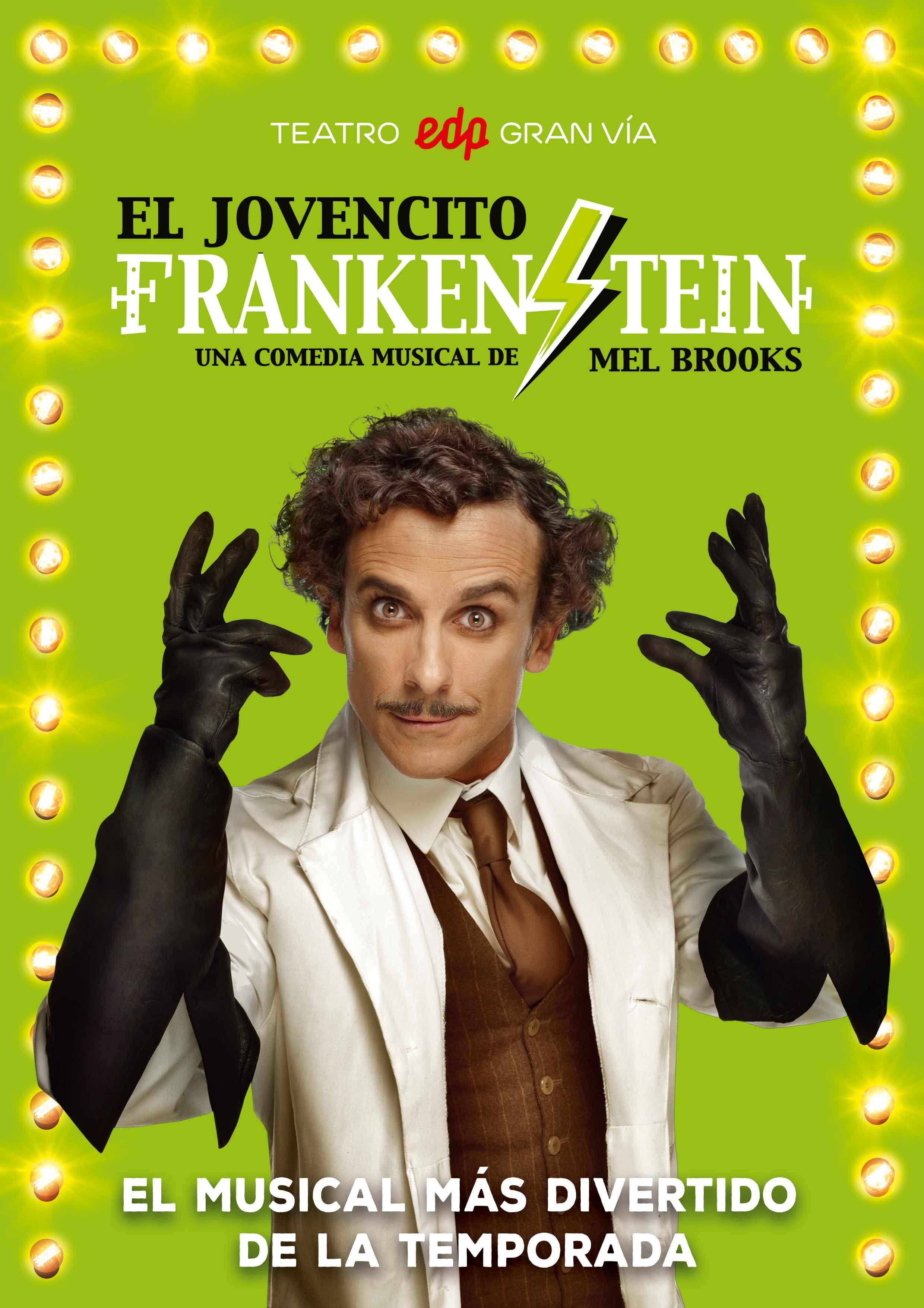 df22847880a40 El Jovencito Frankenstein en el Teatro EDP Gran Vía.